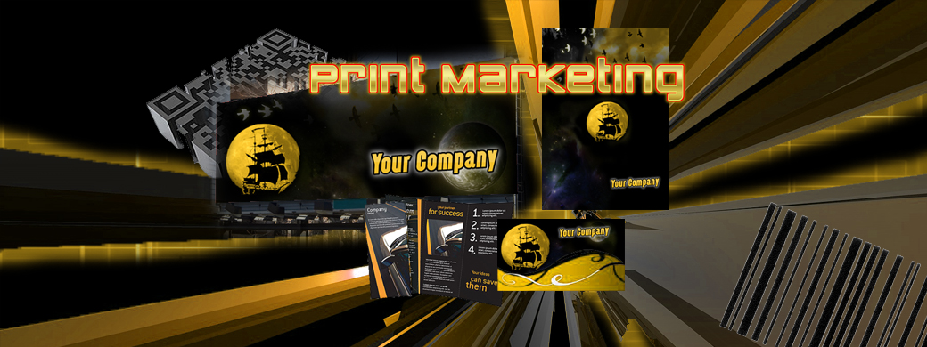 Print Marketing_Bark_Spider_Web